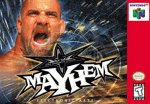 WCW Mayhem N64