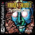 Broken Sword 2: The Smoking Mirror PSX