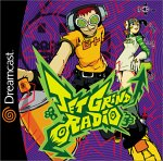 Jet Grind Radio Dreamcast