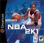 NBA 2K1 Dreamcast