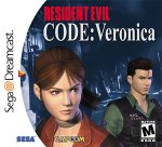 Resident Evil: Code Veronica Dreamcast