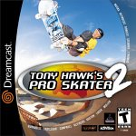 Tony Hawk's Pro Skater 2 Dreamcast