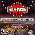 Harley Davidson: Race Across America PC