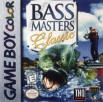 Bass Masters Classic Game Boy