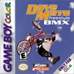 Dave Mirra Freestyle BMX Game Boy