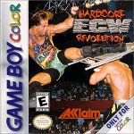 ECW Hardcore Revolution Game Boy