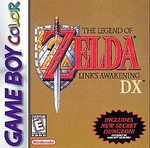 The Legend Of Zelda: Link's Awakening DX Game Boy