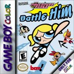 Powerpuff Girls: Battle Him Game Boy