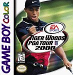 Tiger Woods PGA Tour 2000 Game Boy