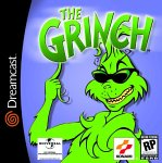 The Grinch Dreamcast