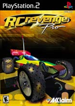 RC Revenge Pro PS2
