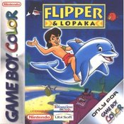 Flipper And Lopaka Game Boy
