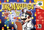 Dr. Mario 64 N64