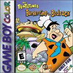 The Flintstones: Burgertime In Bedrock Game Boy