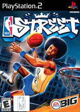 NBA Street PS2