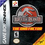 Jurassic Park III: The DNA Factor GBA