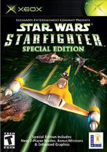 Star Wars Starfighter: Special Edition Xbox