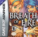 Breath of Fire GBA