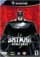Batman Vengeance GameCube