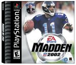 Madden NFL 2002 PSX