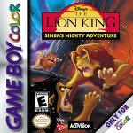 Lion King 2: Simba's Mighty Adventure Game Boy