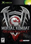 Mortal Kombat: Deadly Alliance Xbox