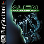Alien Resurrection PSX