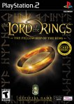 Lord of the Rings: The Fellowship of the Ring PS2