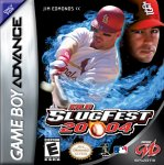 MLB Slugfest 2004 GBA