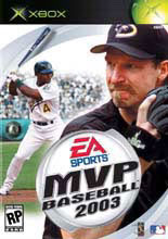 MVP Baseball 2003