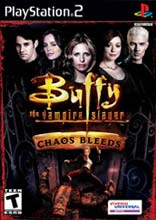 Buffy the Vampire Slayer: Chaos Bleeds