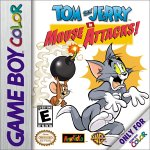 Tom &amp;amp; Jerry: Mouse Attacks