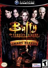 Buffy the Vampire Slayer: Chaos Bleeds GameCube