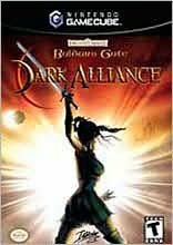 Baldur's Gate: Dark Alliance GameCube