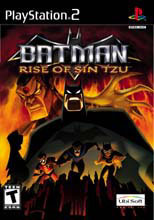 Batman: Rise of Sin Tzu PS2