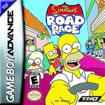 The Simpsons: Road Rage GBA
