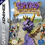 Spyro 3: Attack of the Rhynocs