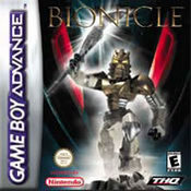 Bionicle: The Game GBA