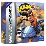 Crash Nitro Kart GBA