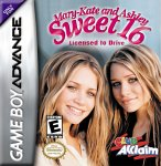 Mary-Kate and Ashley: Sweet 16 Licensed to Drive GBA