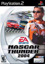 NASCAR Thunder 2004 PS2