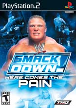 WWE SmackDown: Here Comes the Pain