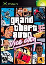 Grand Theft Auto: Vice City Xbox