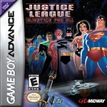 Justice League of America: Injustice For All GBA