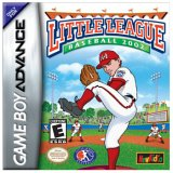 Little League Baseball GBA