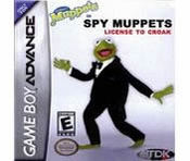 Spy Muppets: License to Croak GBA
