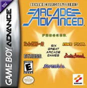 Konami Collector's Series: Arcade Advance