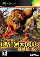 Cabela's Dangerous Hunts Xbox