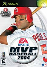 MVP Baseball 2004 Xbox