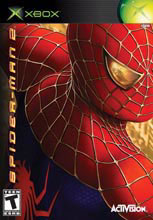 Spider-Man 2 Xbox